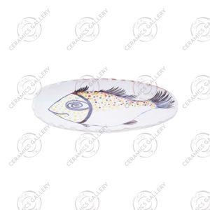 Тарелка для рыбы CG-2019-230