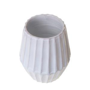 "Ваза ""Белые грани"" CG-2020-759"