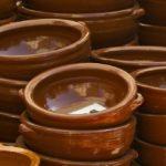 Глиняные кастрюли