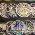Декоративные тарелки керамические